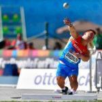 Денис Гнездилов – чемпион мира среди параатлетов в толкании ядра