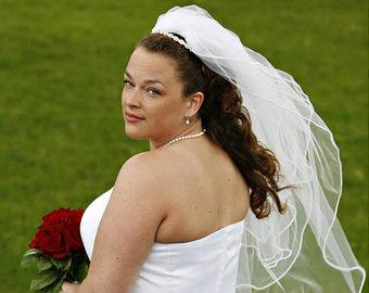 Девушка похудела на 55 килограммов, боясь не найти свадебного платья своего размера