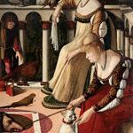 «Две венецианские дамы» Витторе Карпаччо из собрания Фонда Городских музеев Венеции впервые представлены в Эрмитаже