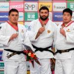 Дзюдоист из Подмосковья завоевал золотую медаль международных соревнований