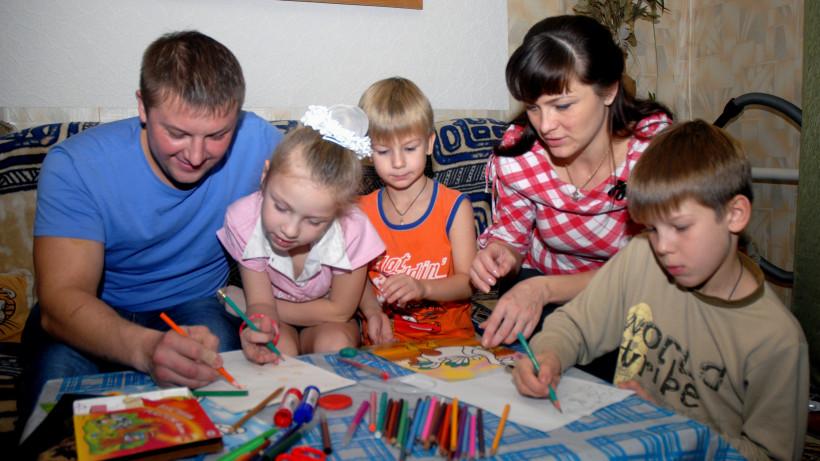 Еще 18 многодетных семей получат земельные участки в Подмосковье
