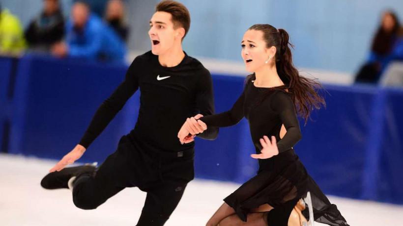 Фигуристы из Московской области завоевали золото и серебро на Кубке России