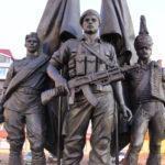 Героико -патриотический час «Память о героях не уйдет в забвение»