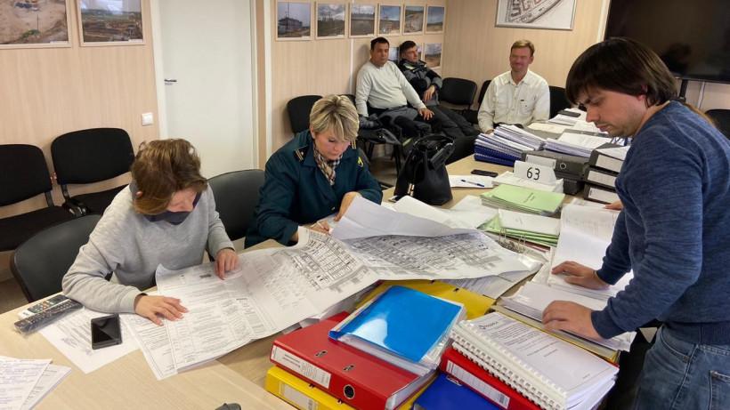 Главгосстройнадзор проверил 4 дома ЖК «Лайково» в Одинцовском округе