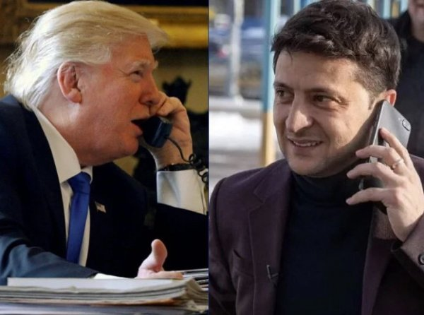 """""""Я добился чего-то подобного"""": опубликован полный перевод первого разговора Трампа с Зеленским"""