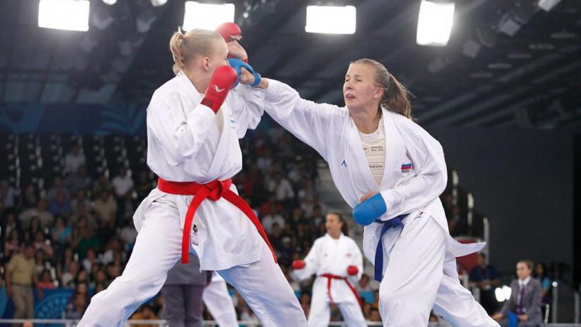 Каратисты из Подмосковья завоевали 7 медалей чемпионата России