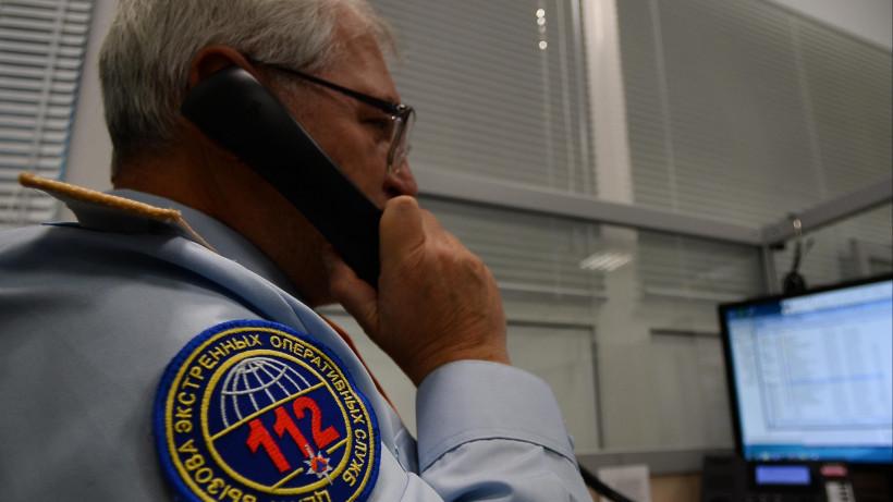 Количество звонков от жителей в систему-112 по вопросам газа снизилось в Подмосковье