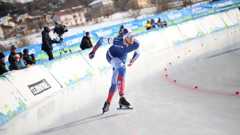 Конькобежцы из Московской области выиграли три медали на Кубке мира