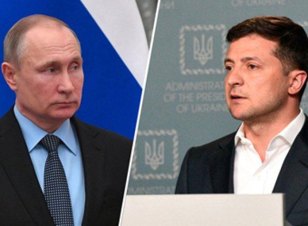 Кремль отреагировал на предложение Назарбаева по встрече Путина и Зеленского