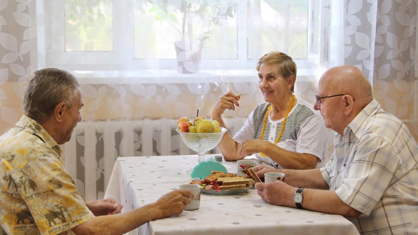 Дом-интернат для престарелых и инвалидов в Каширском районе