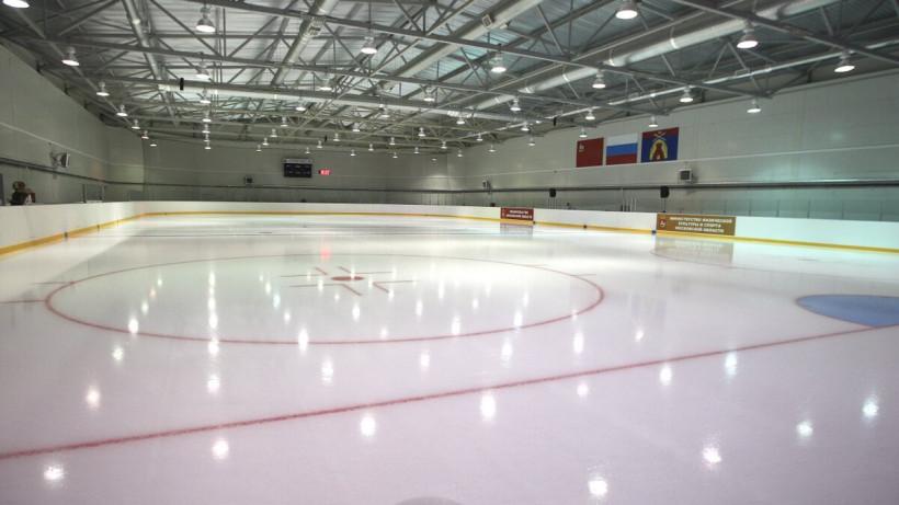 Ледовые арены в рамках государственно-частного партнерства будут строить в Подмосковье