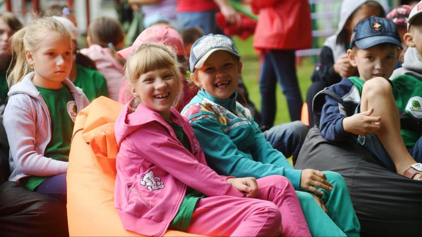 Лучшие детские оздоровительные лагеря выбрали в Московской области