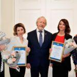 Министр культуры РФ наградил победителей Всероссийского конкурса «Библиотекарь 2019 года»