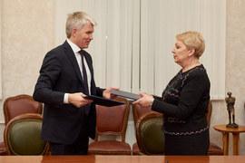 Минспорт России и Минпросвещения России подписали Межотраслевую программу развития школьного спорта