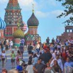 Москва все больше нравится туристам
