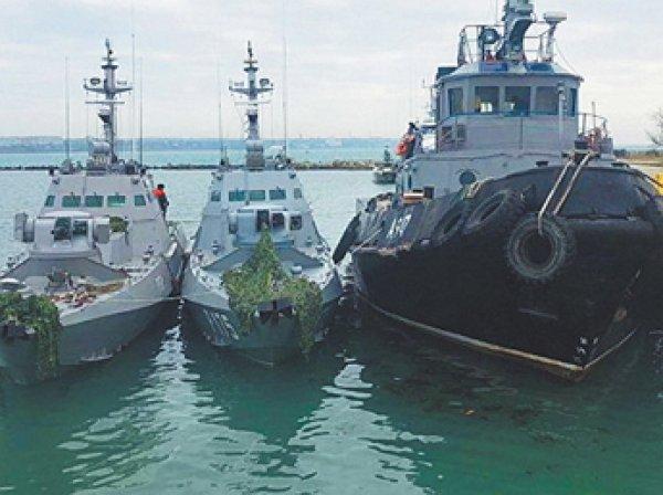На киевских кораблях пропали унитазы - найден виновник