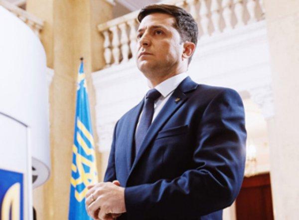 На Украине заявили о попытке свергнуть Зеленского