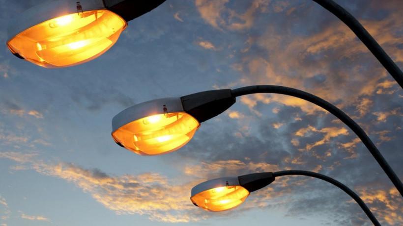 Наружное освещение появится на 3 региональных дорогах Воскресенска до конца года