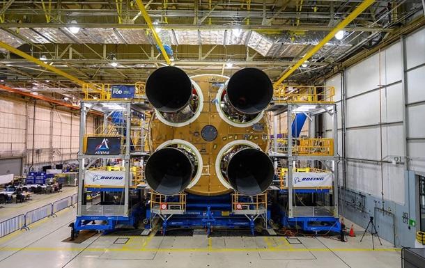 NASA завершает создание ракеты для отправки на Луну