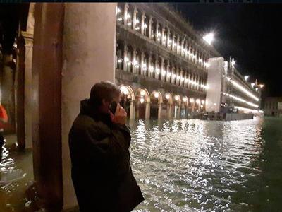 Наводнение в Венеции: ноябрь 2019 года стал катастрофой для города (ФОТО, ВИДЕО)