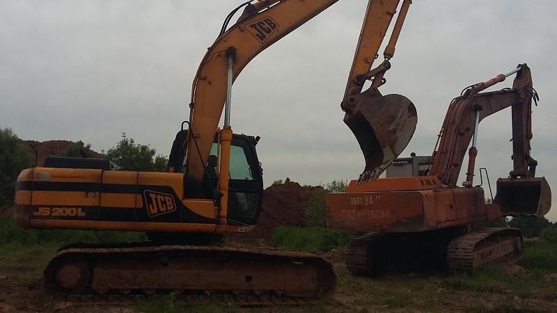 Нелегальный недродобытчик из Шаховской компенсирует 141-миллионный ущерб окружающей среде