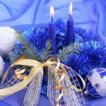 Новогодние посиделки для союза пенсионеров