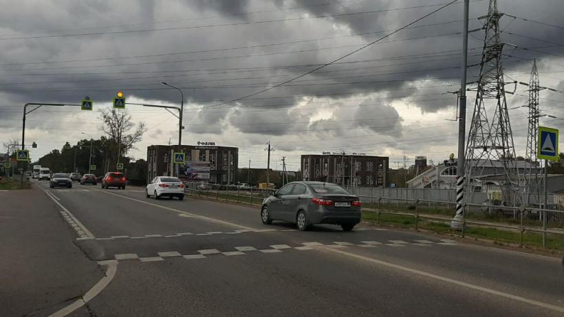 Новые искусственные неровности обустроили на дорогах в Наро-Фоминском округе