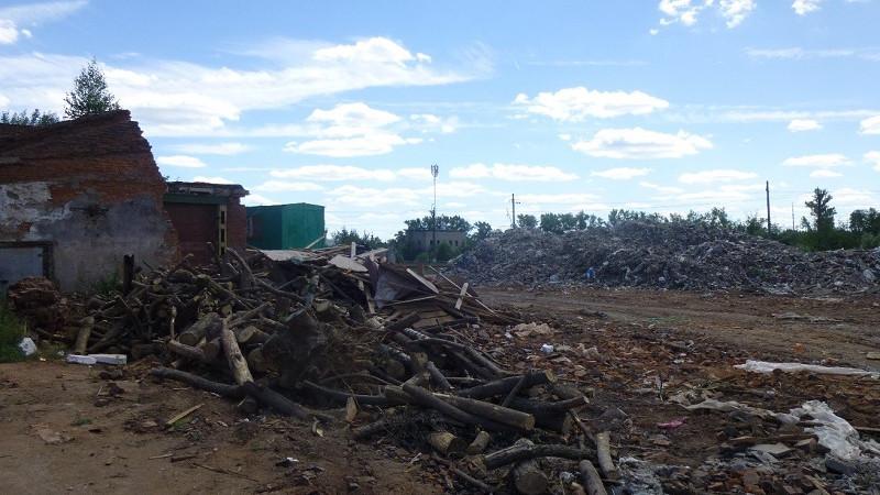 Организатора свалки в Пушкине обязали возместить ущерб природе в размере 8,6 млн рублей