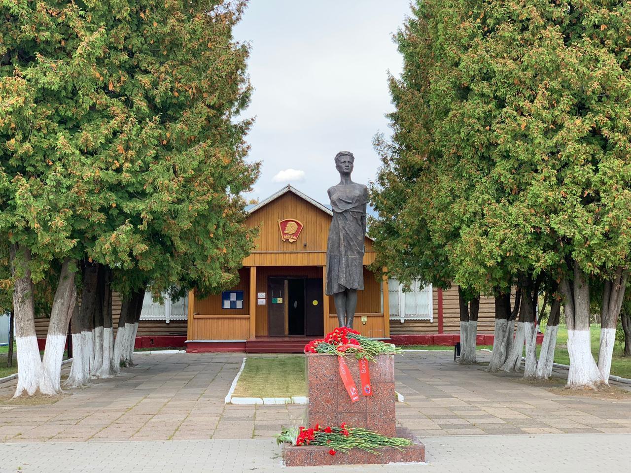 Памятные мероприятия, посвященные Герою Советского Союза Зое Космодемьянской