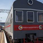 В Крым пустили пассажирские поезда