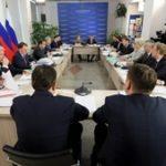 Павел Колобков принял участие в рабочей поездке Дмитрия Медведева в Алтайский край