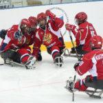 Пять подмосковных паралимпийцев примут участие в чемпионате мира по следж-хоккею