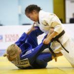 Подмосковная дзюдоистка завоевала золотую медаль на юниорском первенстве России
