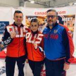 Подмосковная пара стала второй на международных соревнованиях по керлингу