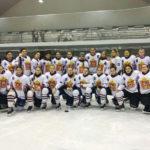 Подмосковные хоккеистки забрали победу второго этапа Первенства России
