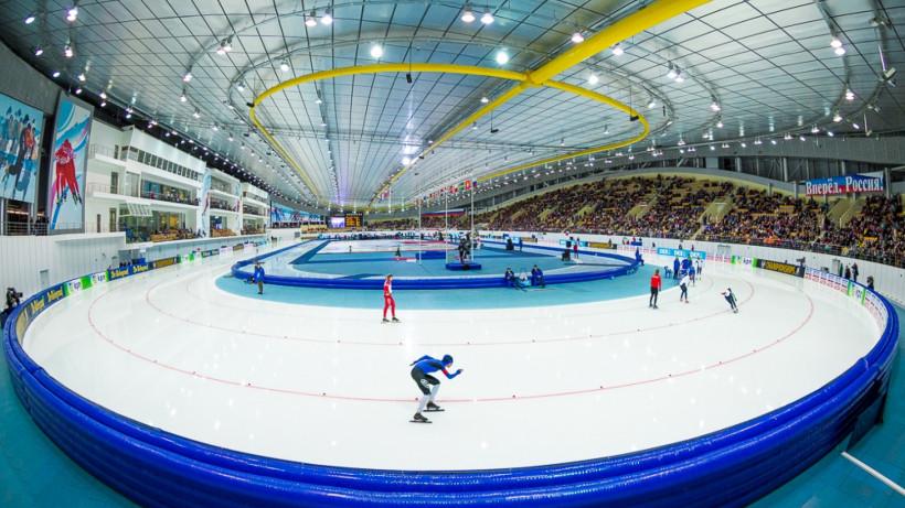 Подмосковные конькобежцы завоевали пять медалей на чемпионате России
