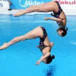 Подмосковные спортсменки завоевали две серебряные медали на международных соревнованиях по прыжкам в воду