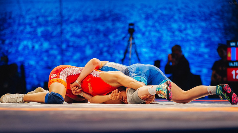 Подмосковные спортсмены приняли участие в фестивале спортивной борьбы в Чечне