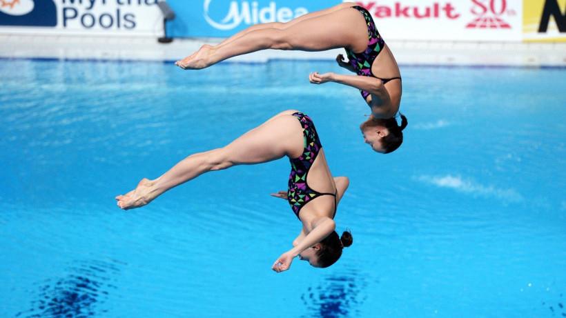 Подмосковные спортсмены заняли вторые места на международных соревнованиях по прыжкам в воду