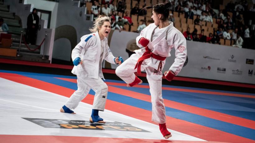 Подмосковные спортсмены завоевали две медали на чемпионате мира по джиу-джитсу