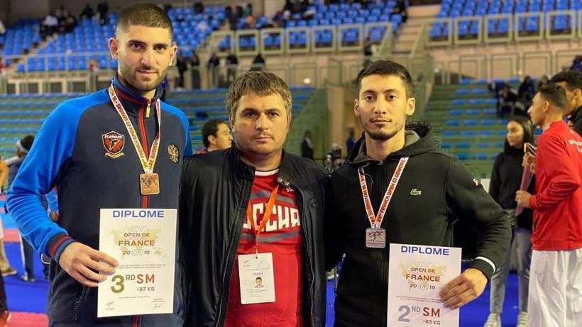 Подмосковные спортсмены завоевали две медали на международном турнире по тхэквондо
