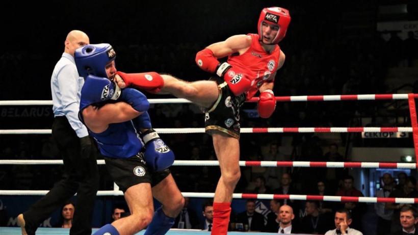 Подмосковные спортсмены завоевали семь медалей на чемпионате Европы по тайскому боксу