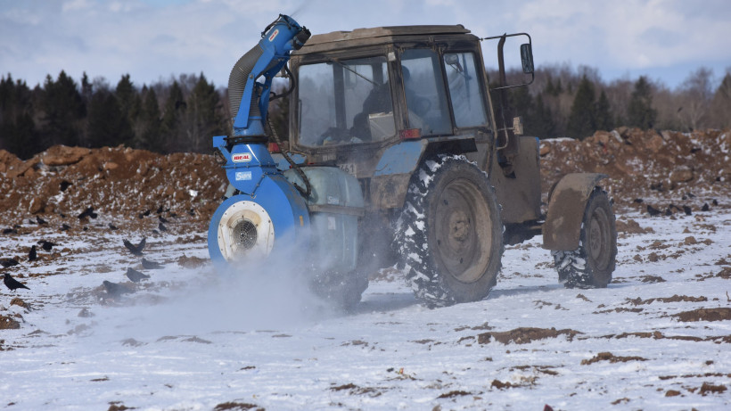 Полигон ТБО «Воловичи» в Коломенском округе закроют 29 ноября