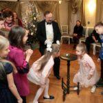 Праздничный вечер «Семейное Рождество» в доме Л. В. Собинова