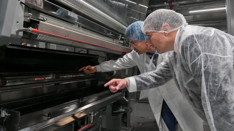 Производитель сухофруктов из Люберец признан «Экспортером года»