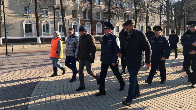 Руководитель Госадмтехнадзора проинспектировал городской округ Электросталь