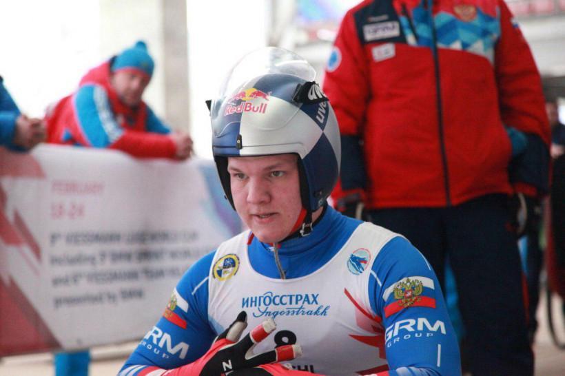 Саночники из Московской области завоевали два золота на кубке России