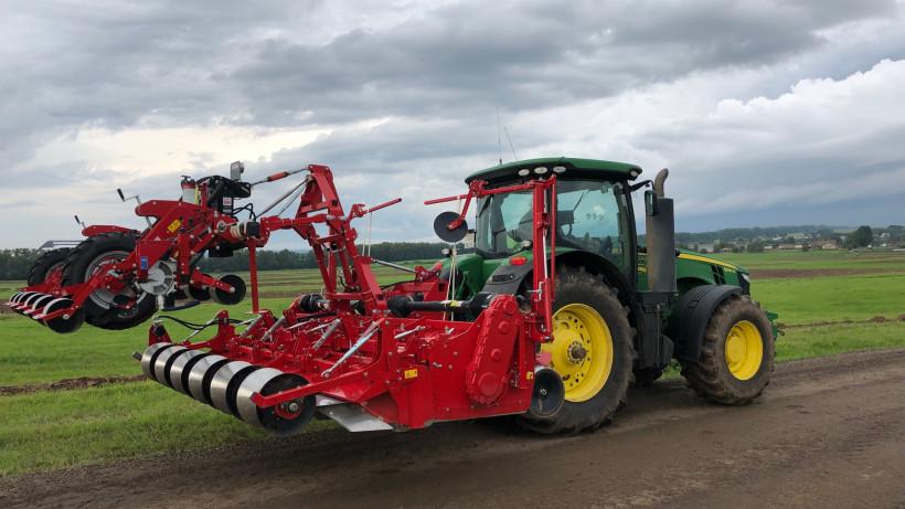 Сельхозпроизводители Подмосковья приобрели порядка 600 единиц сельхозтехники с начала года