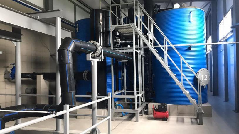 Семнадцать объектов водоснабжения ввели в эксплуатацию в Подмосковье в 2019 году