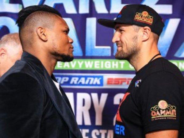 Сергей Ковалев и Рауль Альварес встретятся на ринге в Лас-Вегасе